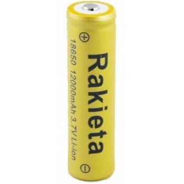 Батарейка аккумуляторная Li-ion Rakieta 12000 mAh 3.7v