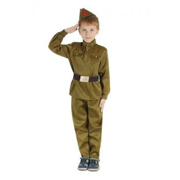Костюм 3-ка ВОВ СССР для мальчика