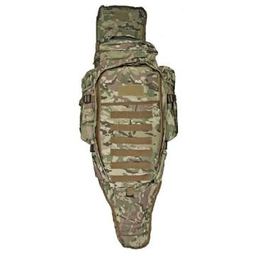 Рюкзак тактический с чехлом для ружья 50 литров (мультикам)