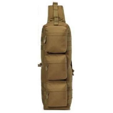 Рюкзак тактический однолямочный Скат 20 литров (пустыня)