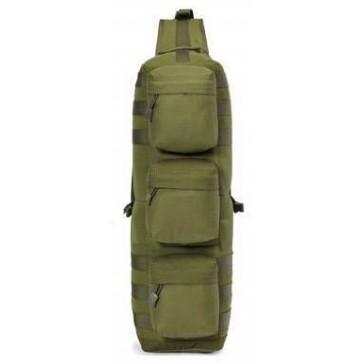Рюкзак тактический однолямочный Скат 20 литров (олива)