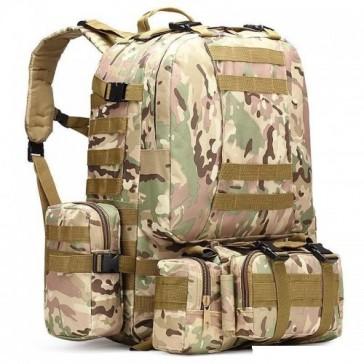 Рюкзак тактический Military Combat 50 литров (мультикам)