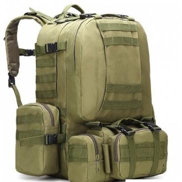 Рюкзак тактический Military Combat 50 литров (олива)