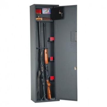 Оружейный шкаф ОШН 6Э Меткон (3 ствола)