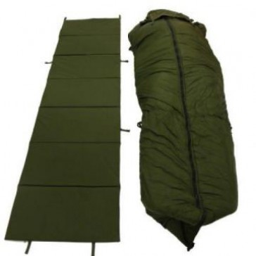 Набор спальный мешок+коврик тактический EXPIORER (армейский)