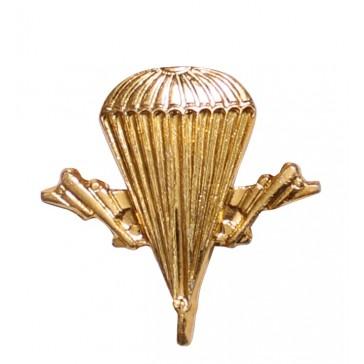 Эмблема петличная ВС ВДВ (золотистая)