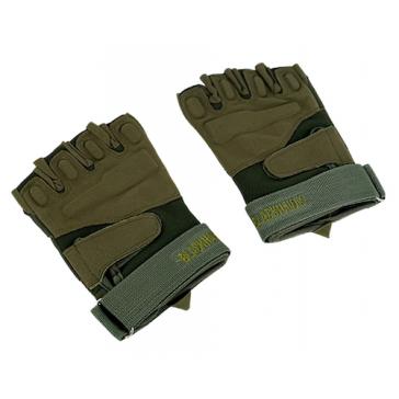Перчатки тактические BLACKHAWK с открытыми пальцами (олива)