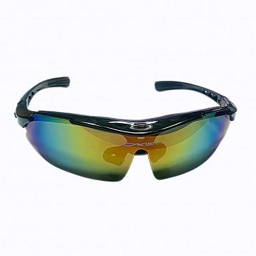 Очки тактические поляризационные Oakley 5 линз