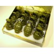 Зажигалка пьезовая граната Ф-1LONG подарочная