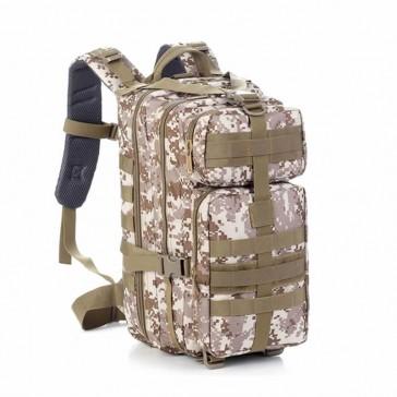 Рюкзак тактический штурмовой 20 литров (пустынный цифровой камуфляж)