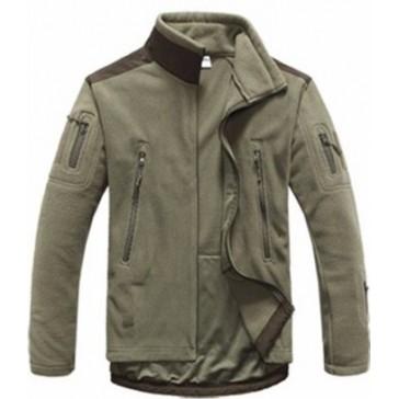 Куртка тактическая  флисовая 5.11 Fisher (олива)