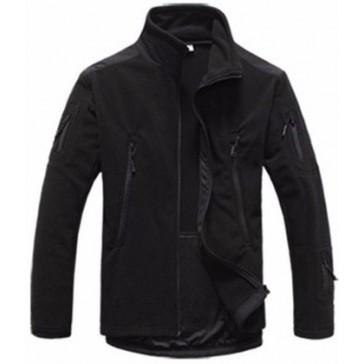 Куртка тактическая  флисовая 5.11 Fisher (черная)