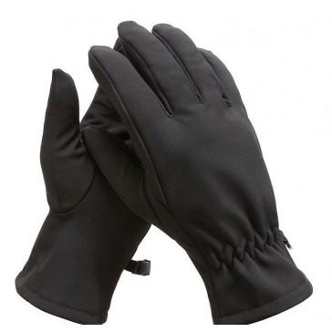 Перчатки спортивные демисезонные (черные)