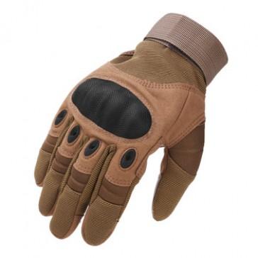 Перчатки тактические OAKLEY с закрытыми пальцами (песок)