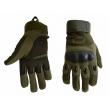 Перчатки тактические OAKLEY с закрытыми пальцами (олива)