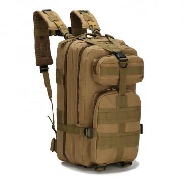 Рюкзак тактический штурмовой 20 литров (пустыня)