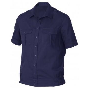 Рубашка офисная ВКС короткий рукав БТК-групп ВКБО (уставная)
