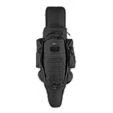 Рюкзак тактический с чехлом для ружья 50 литров (черный)