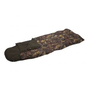 Спальный мешок-одеяло с подголовником (лес)