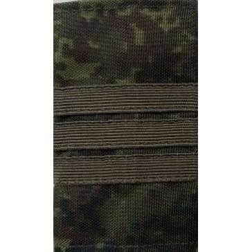 Фальш погоны Сержант ВС пиксель 3 галунные ленты полевые (уставные)