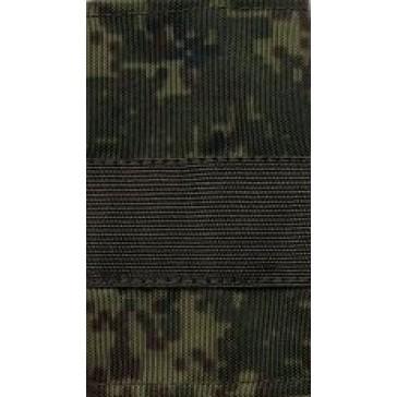 Фальш погоны Старший сержант ВС пиксель с галунной лентой полевые (уставные)