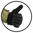 Перчатки тактические 6Ш122 Ратник армейские (уставные)