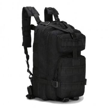Рюкзак тактический штурмовой 20 литров (черный)