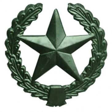 Эмблема петличная ВС Общевойсковая защитная