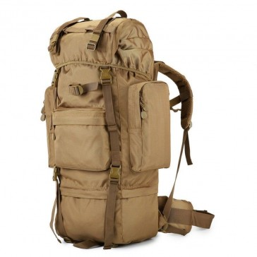 Рюкзак тактический походный 110 литров (пустыня)