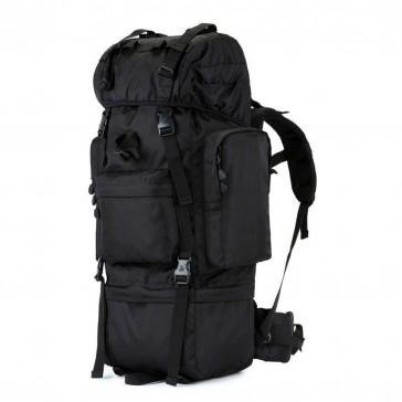 Рюкзак тактический походный 110 литров (черный)