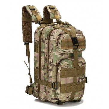 Рюкзак тактический штурмовой 20 литров (мультикам)
