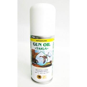 Ружейное масло «Тайга» 140 мл (нейтральное)