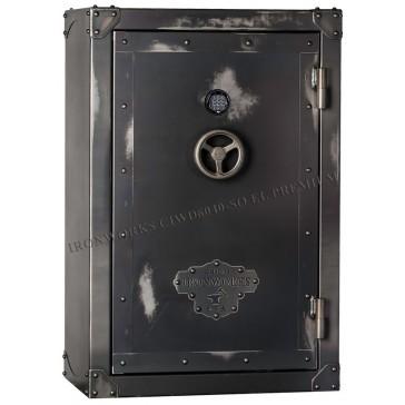 Элитный оружейный сейф Rhino Ironworks® CIWD6040-SO EL Premium (53 ствола)