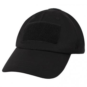 Кепка-бейсболка тактическая Operator  (черная)