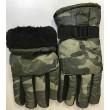 Перчатки камуфляж зимние (водостойкие)