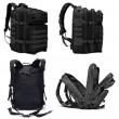 Рюкзак тактический  Спецназ 40 литров (чёрный)