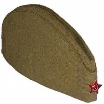 Солдатская пилотка (армейская) образца СССР