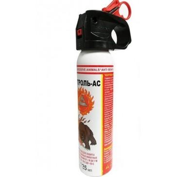 Средство защиты от крупных агрессивных животных «Контроль АС», 225 мл (антимедведь)