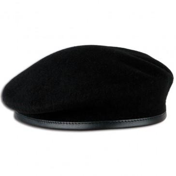 Берет чёрный бесшовный БТК-групп ВКБО ВКПО (уставной)