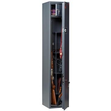 Оружейный сейф Aiko Беркут 150EL (4 ствола)