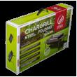 Мангал стальной складной  STALK из нержавеющей стали (неокрашенный)