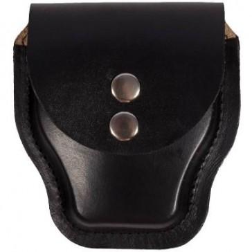 Чехол для наручников закрытый (кожаный)