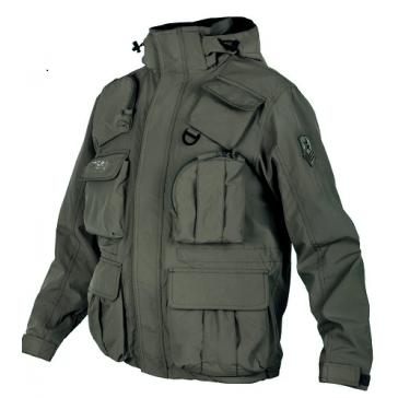 Куртка демисезонная на флисе Marien Corps 7.26 (олива)