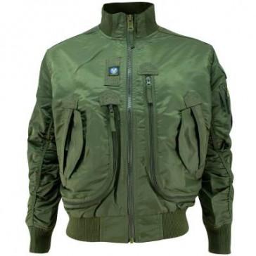 Куртка тактическая Flight Bomber (олива)
