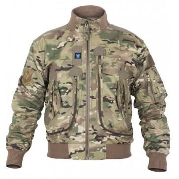 Куртка тактическая Flight Bomber (мультикам)