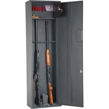 Оружейный шкаф  ОШН 7 Меткон (5 стволов)