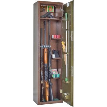 Оружейный сейф ОШ 4 Меткон (4 ствола)