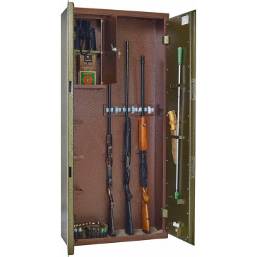 Оружейный сейф ОШ 6П Меткон (6 стволов)