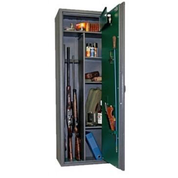 Оружейный сейф Safetronics MAXI 5PMЕ/K3 (3 ствола)