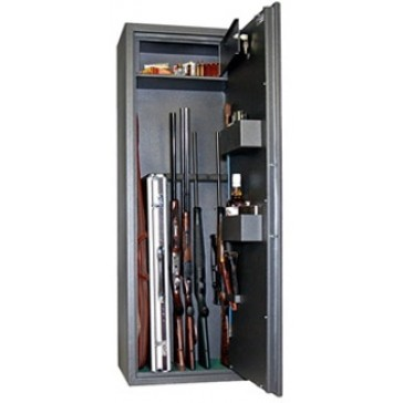 Оружейный сейф Safetronics MAXI 5PMЕ (5 стволов)